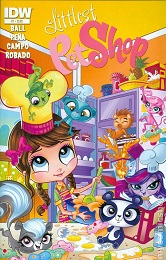 Littlest Pet Shop (2014 Series) Complete Bundle - Used