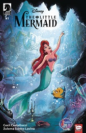 Disney: The Little Mermaid no. 1 (1 of 3) (2019 Series)