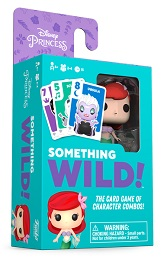 Something Wild Card Game: The Little Mermaid