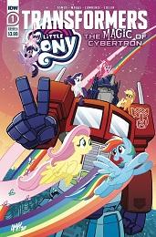 My Little Pony Transformers II no. 1  (2021 Series)