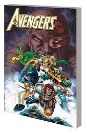 Avengers: Live Kree or Die TP
