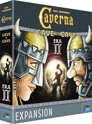 Caverna: Cave vs Cave: Era II Board Game Expansion