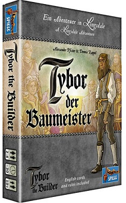 Tybor the Builder Card Game