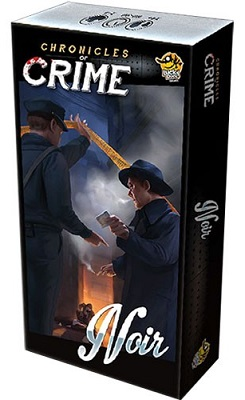 Chronicles of Crime: Noir Board Game Expansion