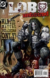 Lobo Unbound (2003 Series) Complete Bundle - Used