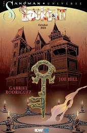 Locke and Key: Hell and Gone no. 0 (2020 Series)