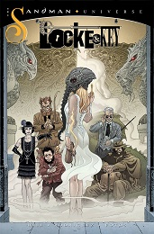 Locke and Key: Hell and Gone no. 1 (2021 Series)