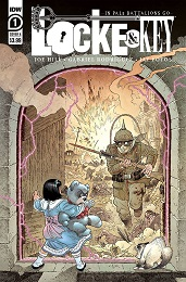 Locke and Key: In Pale Battalions Go no. 1 (2020 Series)