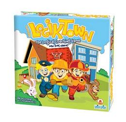 Logiktown Board Game