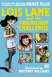 Lois Lane and the Friendship Challenge TP