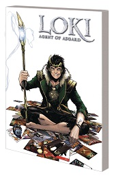 Loki: Agent of Asgard Complete Collection TP