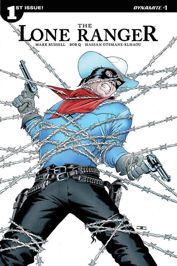 Lone Ranger no. 1 (2018 Series)