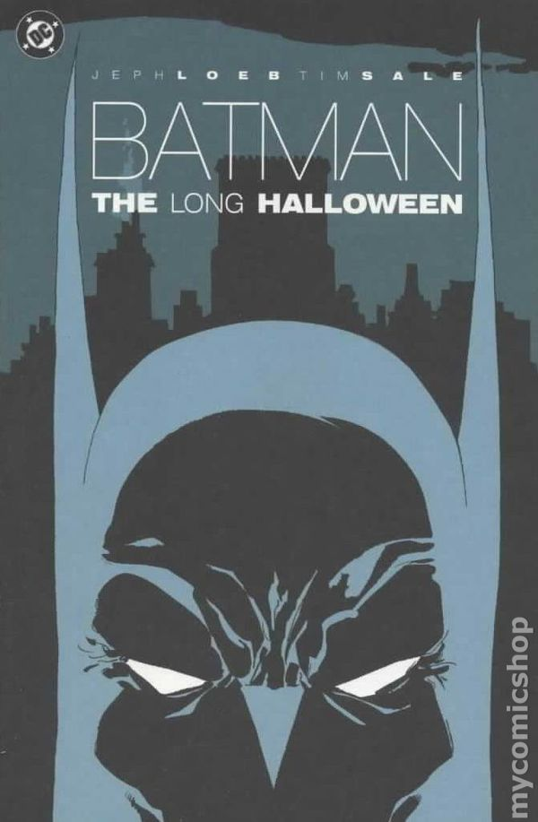 Batman: Long Halloween HC - Used