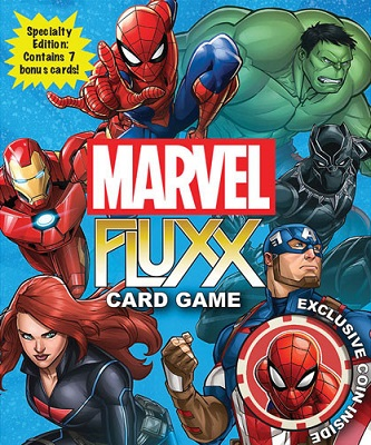 Marvel Fluxx: Special Edition Card Game