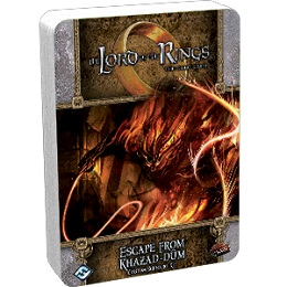 Lord of the Rings LCG: Escape From Khazad-Dum Custom Scenario Kit