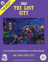 Original Adventures Reincarnated: The Lost City