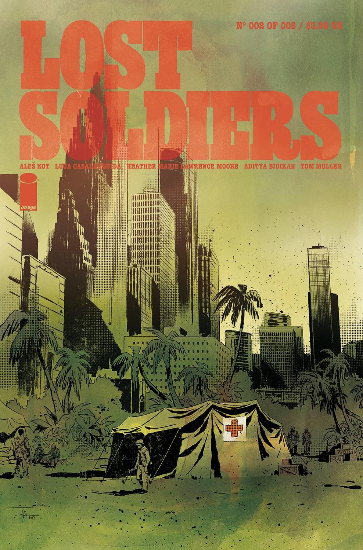 Lost Soldiers no. 2 (2020 Series) (MR)