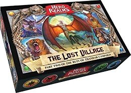 Hero Realms Deck Building Game: The Lost Village