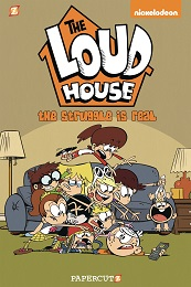 Loud House Volume 7: The Struggle is Real TP
