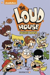 Loud House Volume 1: There Will Be Chaos TP