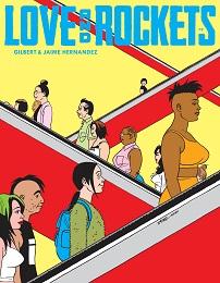 Love and Rockets Magazine no. 9 (2020 Series) (MR)