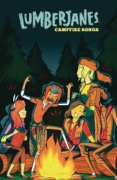 Lumberjanes Campfire Songs TP