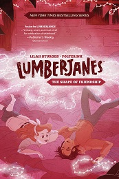 Lumberjanes Original Graphic Novel Volume 2: Shape of Friendship TP