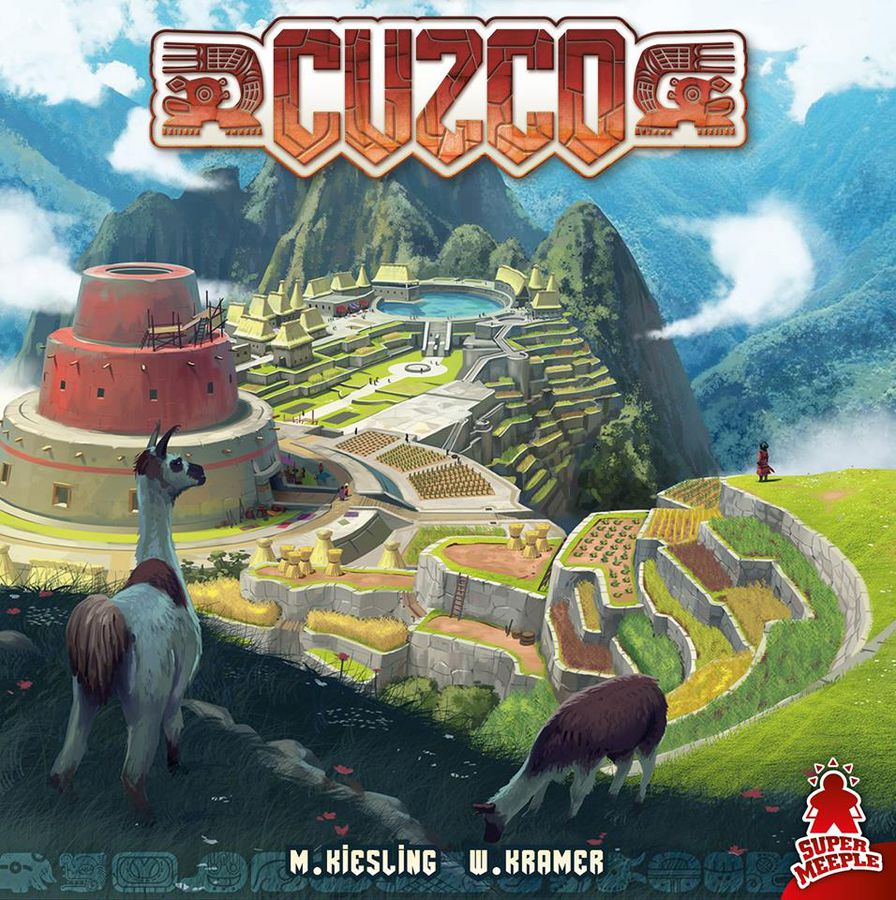 Cuzco Board Game