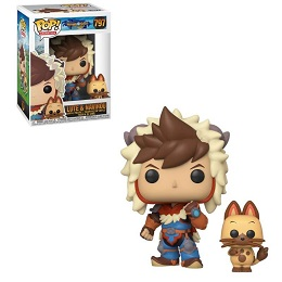 Funko POP: Monster Hunter Stories: Lute and Navirou - Used