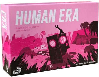 Human Era Card Game