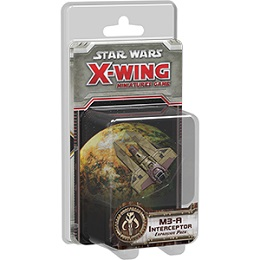 Star Wars: X-Wing Miniatures Game 2nd ed: M3-A Interceptor Expansion Pack