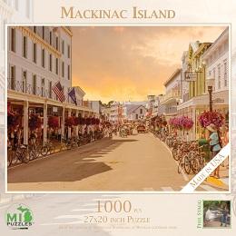 Mackinac Island Main Street Puzzle (1000 Pieces)