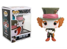 Funko POP: Disney: Alice (Live Action): Mad Hatter