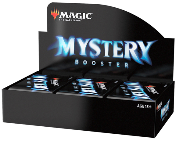 Magic the Gathering: Mystery Booster Box (WPN)