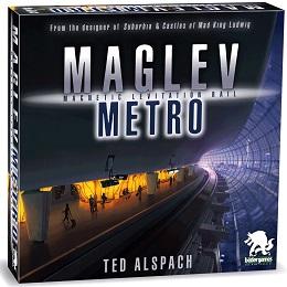 Maglev Metro Board Game