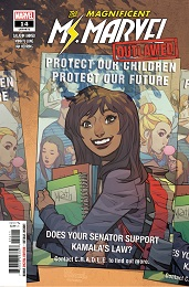 Magnificent Ms Marvel no. 14 (2019 Series)