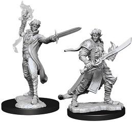 Pathfinder Battles Deep Cuts Unpainted Miniatures Wave 11: Male Elf Magus