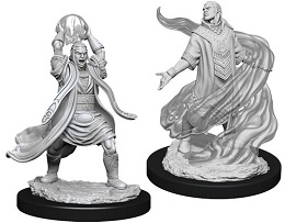 Dungeons and Dragons: Nolzur's Marvelous Unpainted Miniatures Wave 11: Male Elf Sorcerer