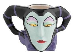 Disney Maleficent Premium Sculpted Ceramic Mug