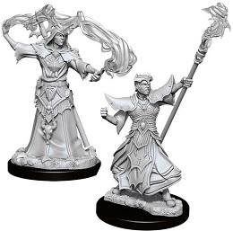 Pathfinder Battles Deep Cuts Unpainted Miniatures Wave 11: Male Human Sorcerer
