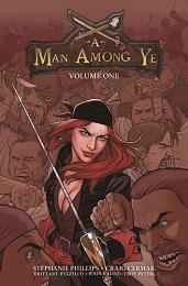 A Man Among Ye Volume 1 TP