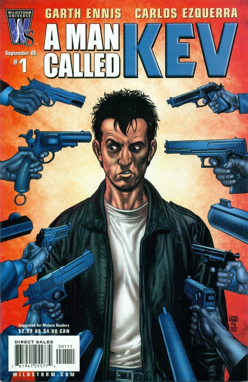 Man Called Kev (2006) Complete Bundle - Used