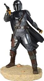 Star Wars Premier Collection: Mandalorian MD3 Statue