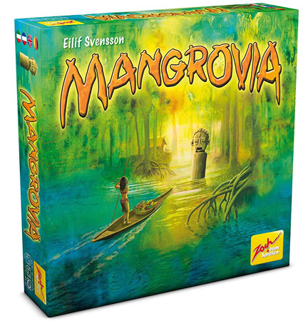 Mangrovia Board Game - USED -  By Seller No: 20 GOB Retail
