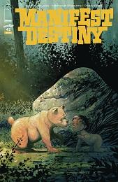 Manifest Destiny no. 42 (2013 Series) (MR)
