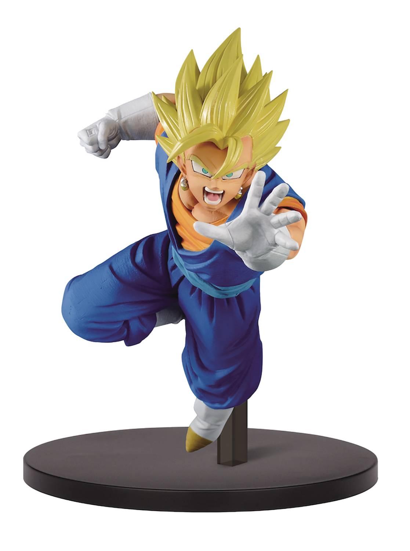 Dragon Ball Super: Super Saiyan Vegeto PVC Figure