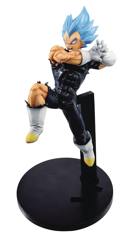 Dragon Ball Super: Super Saiyan Blue Vegeta PVC Figure