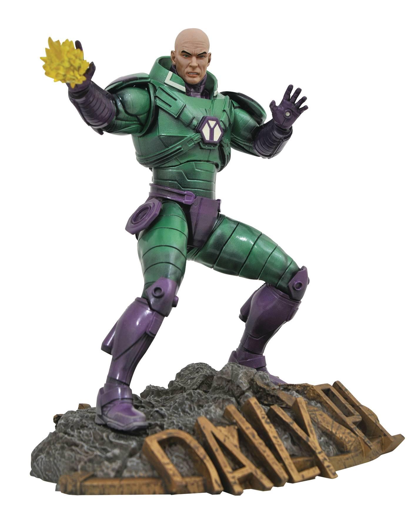 DC Gallery: Lex Luthor PVC Figure