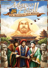 Marco Polo II: In the Service of Khan Board Game