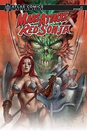 Mars Attacks Red Sonja no. 1 (2020 Series)